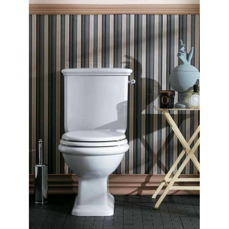 Lante golvstående toalett