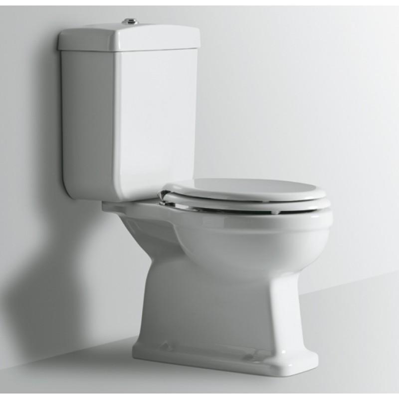 Londra golvstående toalett